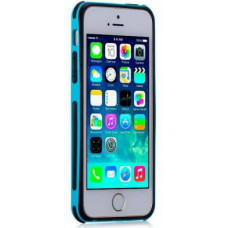 Momax The Slender Bumper for iPhone 5/5S - Blue