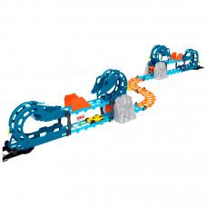 Набор конструктор TD Tumbling super track racer 89907 - Mix