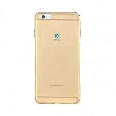 Накладка Devia Naked для iPhone 6/6S PLUS - Crystal Champagne