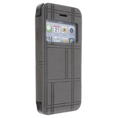 Momax Haute Couture Collection Case for iPhone 5/5S Black