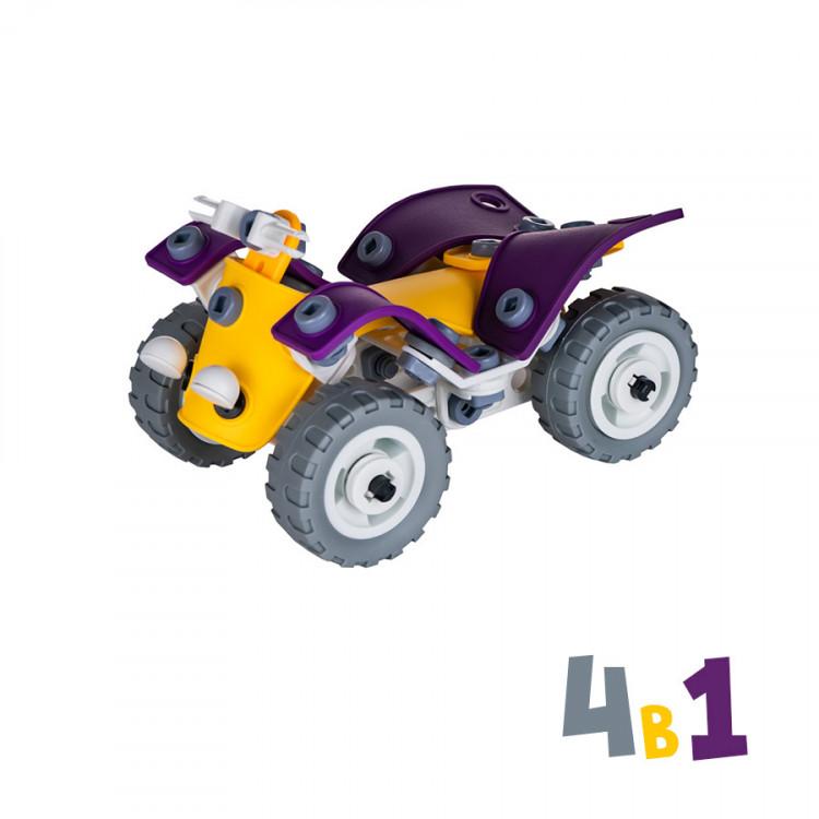 Набор конструктор Hanye Build&Play 7753 - Mix