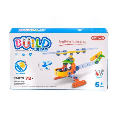 Набор конструктор Hanye Build&Play 7710 - Mix