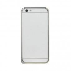 Алюминиевый Бампер для iPhone 6/6S Vouni Aluminium Bumper - Silver