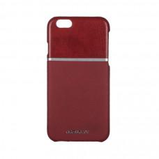 Чехол-книжка для iPhone 6/6S Momax Elite Series Case - Red