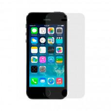 Momax Защитная пленка двусторонняя Crystal Clear для iPhone 5/5S/SE
