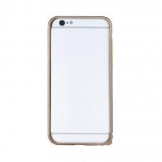 Алюминиевый Бампер для iPhone 6 Vouni Aluminium Bumper - Champagne Gold