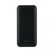 Внешний аккумулятор Devia Guardian Power Bank 20000mah - Black