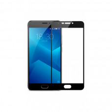 Защитное стекло Dismac Silk Screen Glass для Meizu M5c - Black