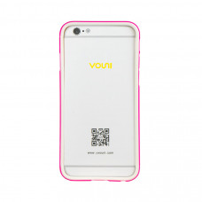 Бампер для iPhone 6/6S Vouni Air Bumper - Pink