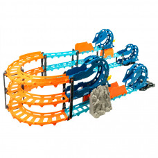 Набор конструктор TD Tumbling super track racer 89915 - Mix