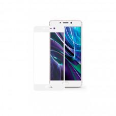 Защитное стекло Dismac Silk Screen Glass для Meizu M5c - White