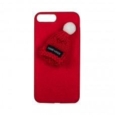 Накладка Dismac Cap Case для iPhone 7/8 PLUS - Red