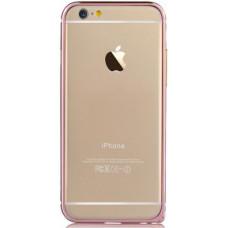 Алюминиевый Бампер для iPhone 6 Vouni Aluminium Bumper - Pink