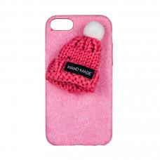 Накладка Dismac Cap Case для iPhone 6 - Pink