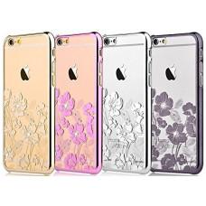 Накладка Devia Crystal Rococo для iPhone 6/6S PLUS - Rose Pink