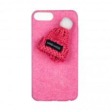 Накладка Dismac Cap Case для iPhone 7/8 PLUS - Pink