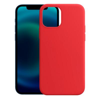 Чехол Devia Nature Silicone Case для iPhone 12 Pro Max - Red