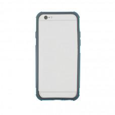 Бампер для iPhone 6/6S Hoco Shock Proof Silicone Bumper - Blue