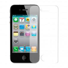 Momax Защитная пленка двусторонняя Crystal Clear для iPhone 4/4S