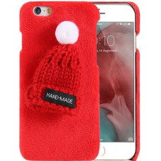 Накладка Dismac Cap Case для iPhone 6 - Red