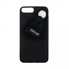 Накладка Dismac Cap Case для iPhone 7/8 PLUS - Black
