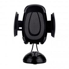 Автодержатель Devia Universal Car Mount Holder T2 - Black