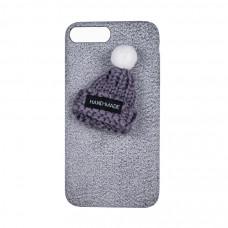Накладка Dismac Cap Case для iPhone 7/8 PLUS - Grey