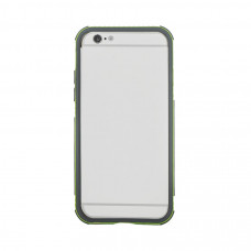 Бампер для iPhone 6/6S Hoco Shock Proof Silicone Bumper - Green