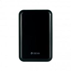 Внешний аккумулятор Devia Kintone Series Mini Wireless Power Bank 10000mah - Black