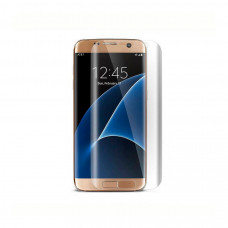 Защитная пленка для Samsung Galaxy S6 Edge+ Devia 3D Edge Seamless - Crystal Clear