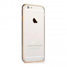 Алюминиевый Бампер для iPhone 6/6S Comma Aluminium Bumper - Silver