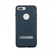 Накладка Devia iStand Case для iPhone 7 PLUS / 8 PLUS - Blue