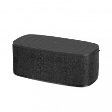 Колонка Momax Q.Zonic Wireless Charging Bluetooth Speaker - Black