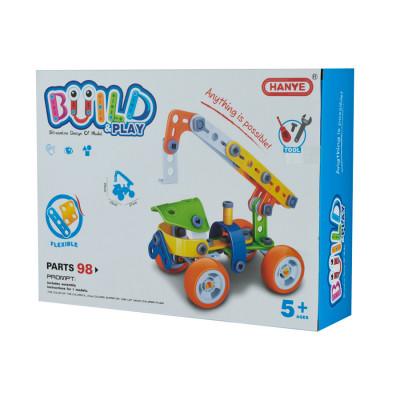 Набор конструктор Hanye Build&Play 7702 - Mix