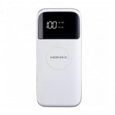 Внешний аккумулятор Momax Q.Power Air 2 Wireless Battery 10000 mAh - White