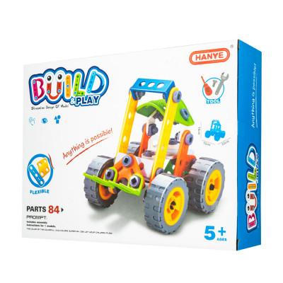 Набор конструктор Hanye Build&Play 7703 - Mix