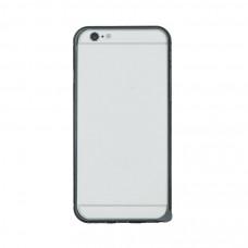 Алюминиевый Бампер для iPhone 6/6S Momax Air Frame - Grey