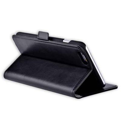 Чехол-книжка Devia Magic Leather Case 2 в 1 для iPhone X/XS - Black