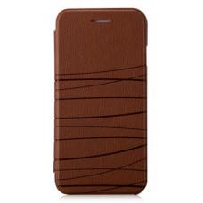 Чехол-книжка для iPhone 6/6S Momax Flip Diary Elite Series - Brown