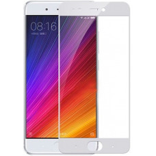 Защитное стекло Dismac Silk Screen Glass для Xiaomi Mi5S - White