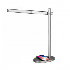 Лампа Momax Q.Led Table Lamp Wireless Charger - Space Grey
