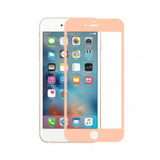 Защитное стекло Devia Jade 2 Full Screen Tempered Glass для iPhone 6/6S - Rose Gold