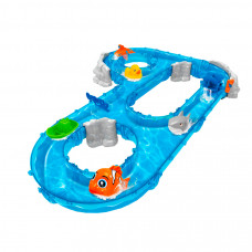 Набор конструктор TD Ocean track park 69905 - Mix
