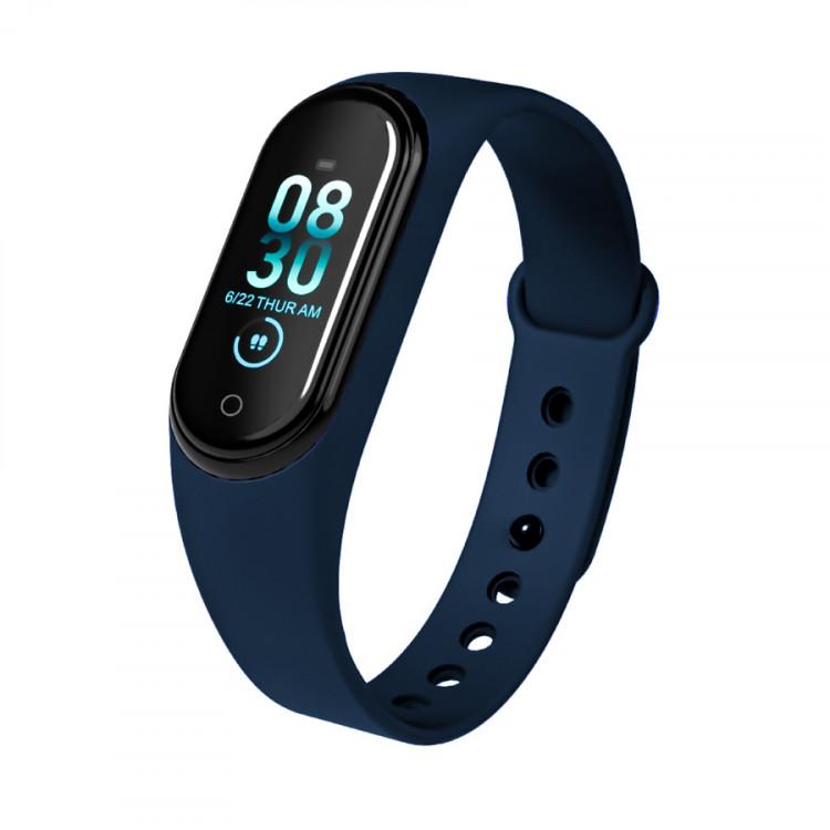 Умный браслет Dismac Smart Band 5 - Blue