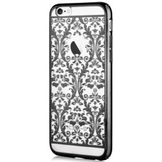 Накладка Devia Crystal Baroque для iPhone 6/6S PLUS - Gun Black