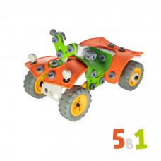 Набор конструктор Hanye Build&Play J-7741 - Mix