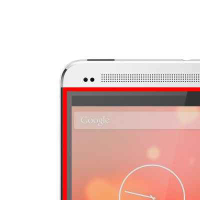 Momax Защитная пленка Anti Glare for HTC One M7