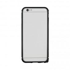 Алюминиевый Бампер Hoco для iPhone 6/6S Hippocampal buckle - Black