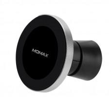 Автодержатель Momax Q.Mount Magnetic Fast Wireless Charging Car Mount - Silver