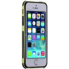 Momax The Slender Bumper for iPhone 5/5S - Yelllow